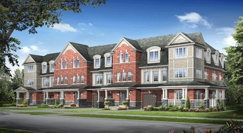 Pickering old taunton lebovic homes for New home builders in pickering